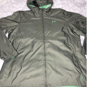 Under Armour Hooded Winter Jacket 1330499 451